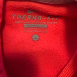 Nike Tops - Hot Pink Nike Thermafit Sweatshirt 💚